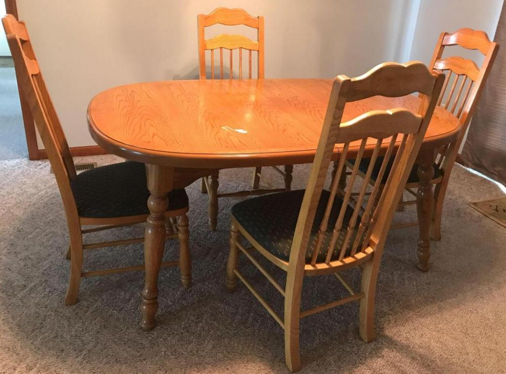 Thomasville Dining Room Set 1970 2000 Table Parts Used ...