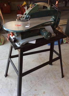 "Masterforce 18"" Scroll Saw"