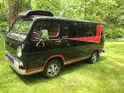 1964 Chevy G-10 Fully Custom Panel Van