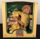 NIB Limited Edition Cabbage Patch Dolls