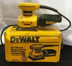 DeWalt DW411 Heavy Duty Palm Grip Sander