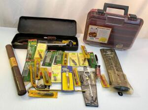 Bore Brushes, Cleaning Kits, Parts Box