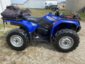 2007 Yamaha Grizzly