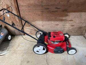 Toro Self Propelled Mower