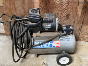Campbell Hausfeld 110 Volt Air compressor