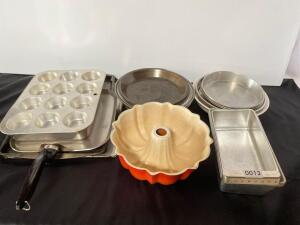 Lot of assorted Bake Ware
