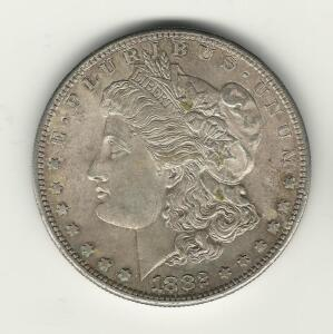 1882-S Morgan Dollar