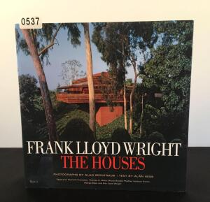 The Houses Book by Frank Lloyd Wright