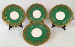 Lot of 4 Minton Dinner Plates