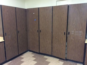 JHA - Set of Utility Cabinets