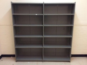 HH - Metal Shelving Unit