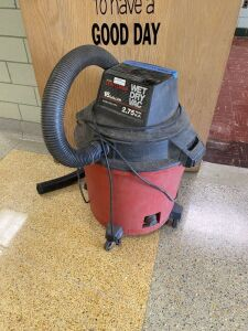 EO- 16 Gallon Shop Vac. Works
