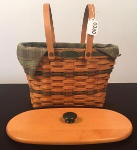 Longaberger 1997 Traditions Basket