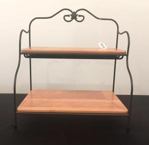 Longaberger Wrought Iron Shelf