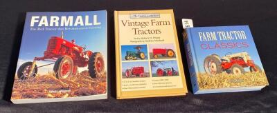 Classic and Vintage Tractor Books