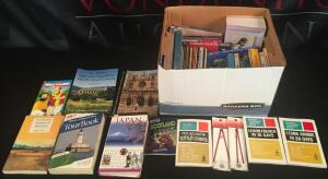 Travel Books, Language Books, Etc.