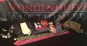 Lot of Men's Ties, Suspenders & NWT-Dress Socks