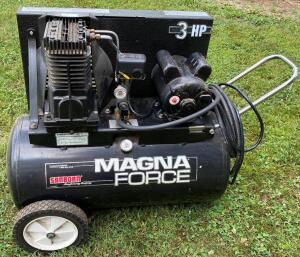 Sanborn Magna Force 3 Hp Air Compressor