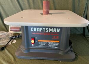 Craftsman 1/2HP Oscillating Spindle Sander