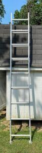 14' Aluminum Extension Ladder