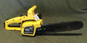 "Wen 10"" Electric Chainsaw"