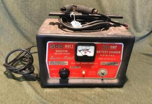 500 Watt Battery Charger