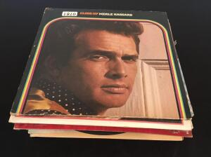 Lot of Assorted Record Albums