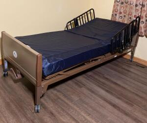 Invacare Medical Bed