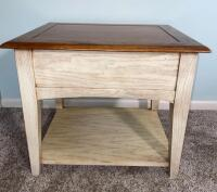End Table with Drawer - 2