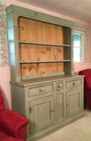 British Traditions Country Style Cabinet - 2