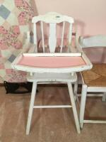 High Chair, Stools, & Ironing Board - 4