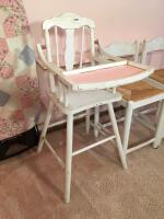 High Chair, Stools, & Ironing Board - 5