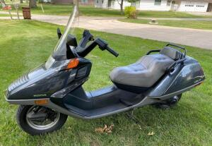 1987 Honda Helix Scooter