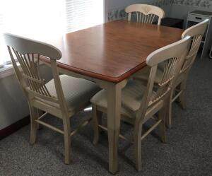 Master Design Kitchen Table & Chairs