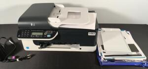 HP Officejet J4540 All In One Fax Copy Scan