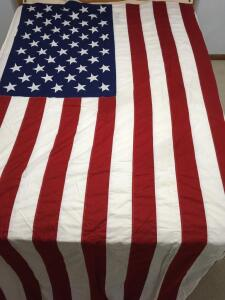 Lot of 2 United States Flag