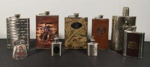 Ducks Unlimited & Other Flasks
