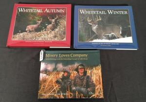 Whitetail & Duck Hunting Books