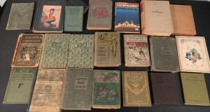 Lot of Old Books