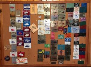 Large Collection of Plaques From Various Car Shows