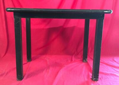 Industrial 4 Leg Table
