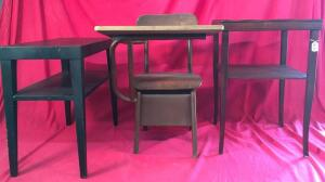 Side Tables and Desk