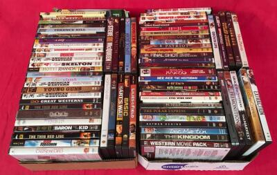 Lot of Assorted DVD Movies