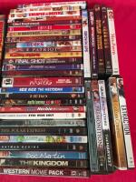 Lot of Assorted DVD Movies - 3