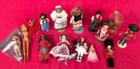 Assorted Dolls - 2