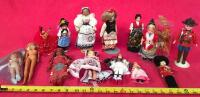 Assorted Dolls - 3