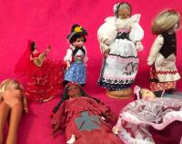 Assorted Dolls - 4
