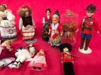 Assorted Dolls - 5