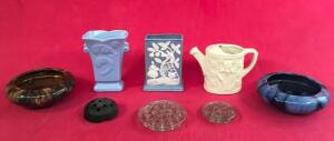 Lot of Assorted Pottery Pieces
