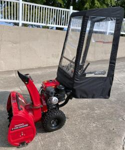 Honda Model HS 928 Snowblower